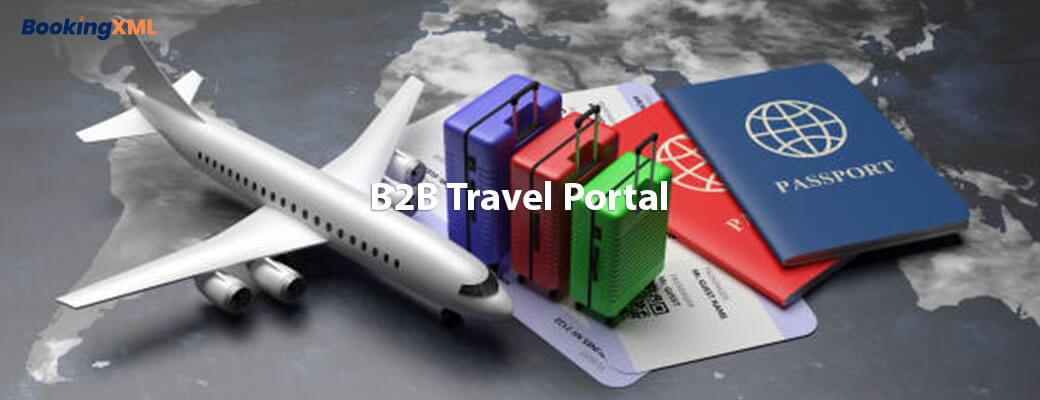 B2B-Travel-Portal