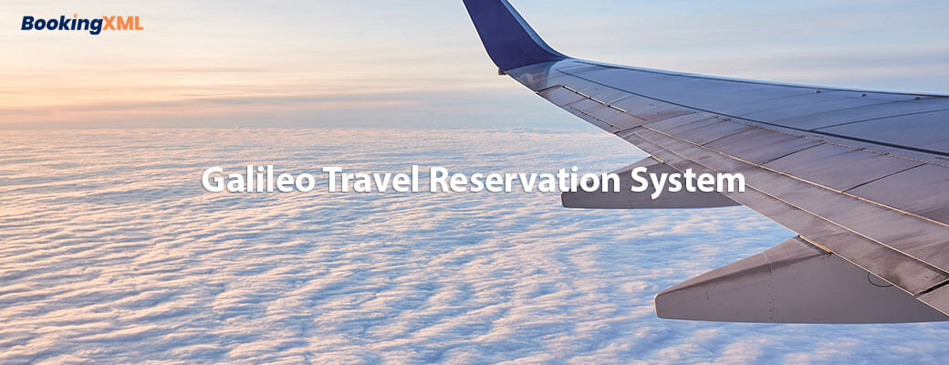 Galileo-Travel-Reservation-System