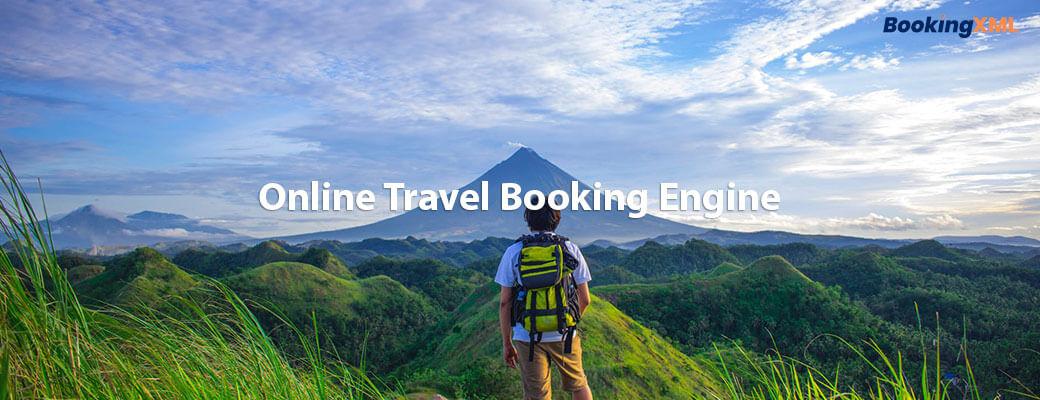 Online-Travel-Booking-Engine
