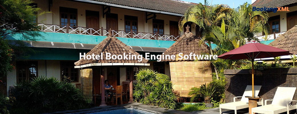 Hotel Booking Engine Software
