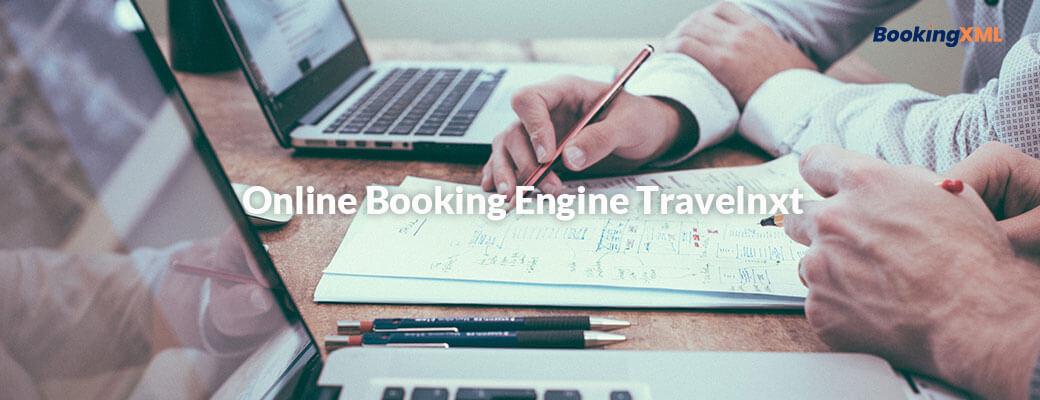 Online Booking Engine | TravelNxt