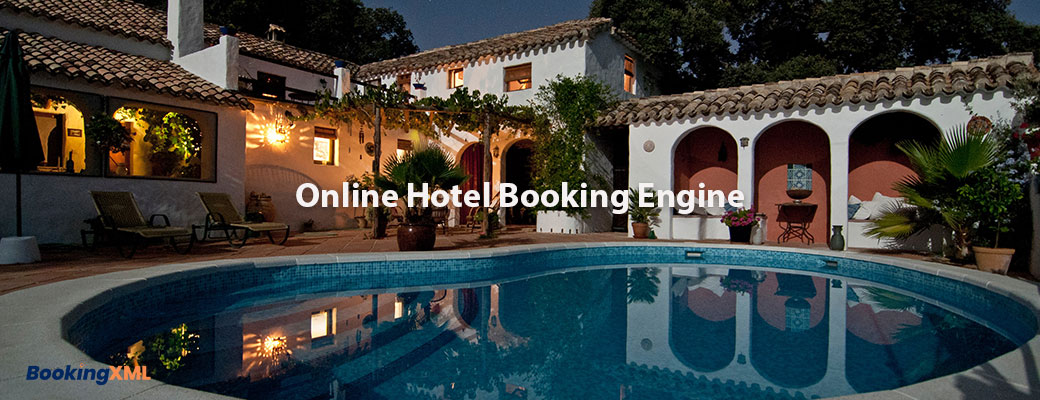 Online Hotel Booking Engine
