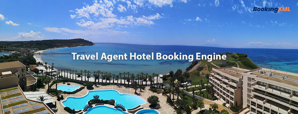 Travel Agent Hotel Booking Engine